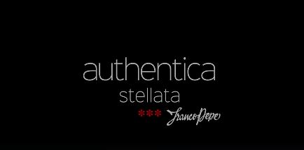 TORNA AUTHENTICA STELLATA CON OLTRE 30 CHEF